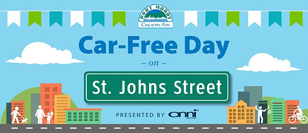 Port Moody Car Free Day