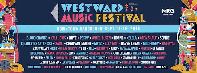 Westward Music Festival 2018