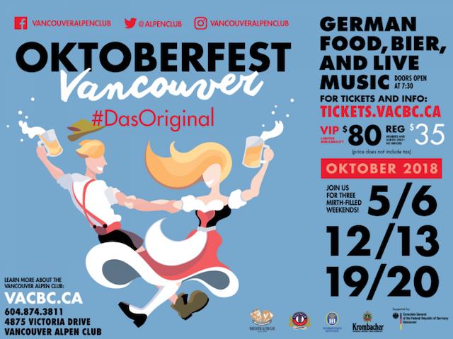 Alpen Club Oktoberfest 2018