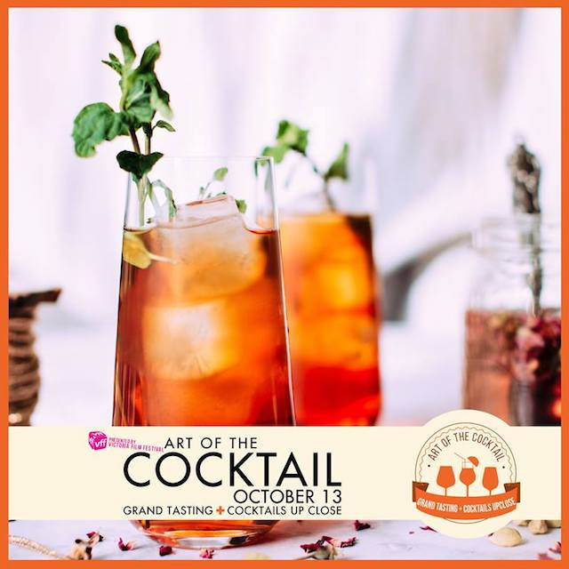 Art of the Cocktail 2018