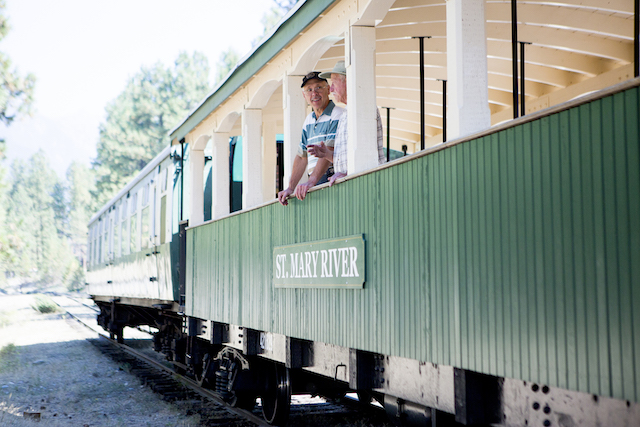 Cranbook Rails Abby Cooper Photo