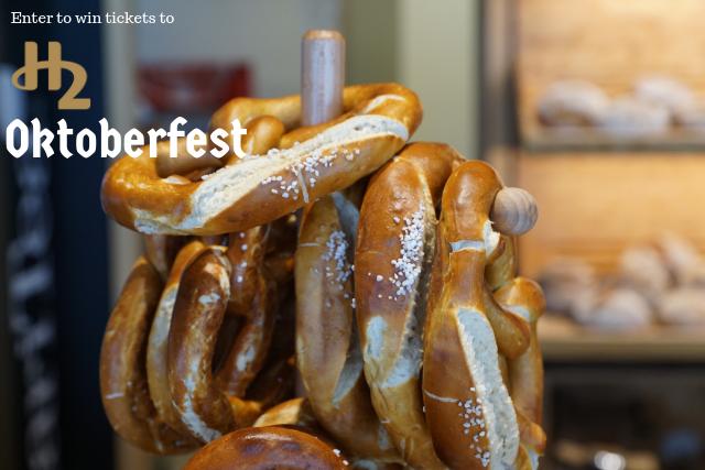Oktoberfest at H2 Rotisserie & Bar