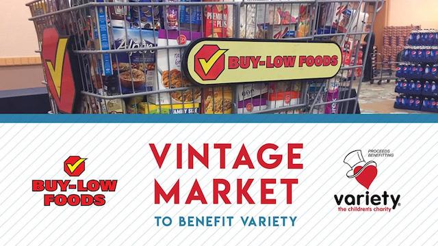 Buy-Low Vintage Market for Variety BC