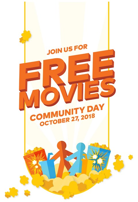 Cineplex Community Day 2018