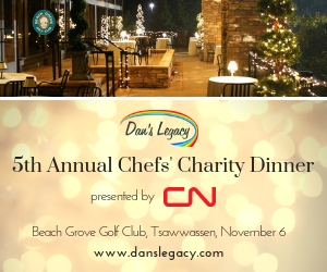 Dan's Legacy 5th Annual Chefs' Charity Dinner