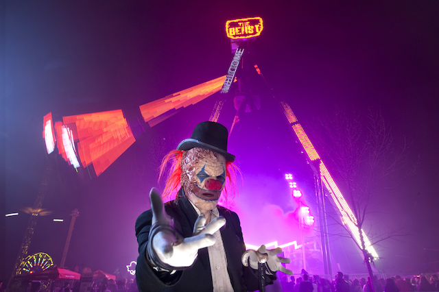 Fright Nights at Playland