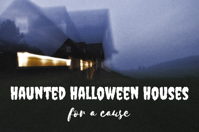 Haunted Halloween Houses