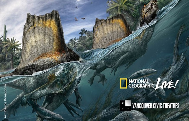 National Geographic Live Vancouver