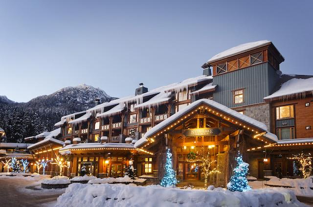 Nita Lake Lodge Whistler Winter