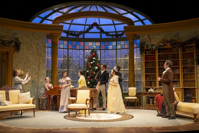The Arts Club Presents Miss Bennet: Christmas at Pemberley