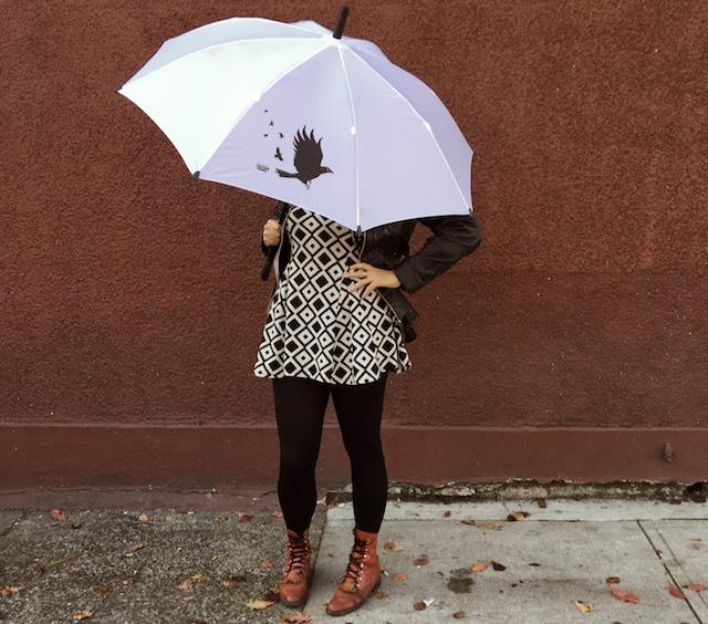 Culture Crawl Umbrella