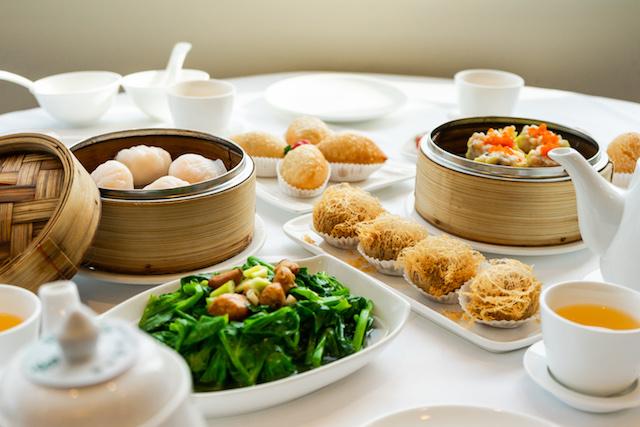 Empire Seafood-Dumplings