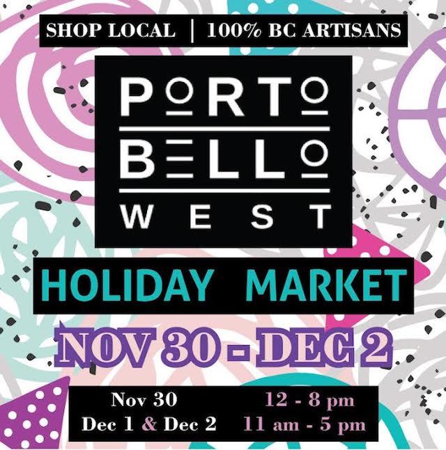Portobello West Holiday Market