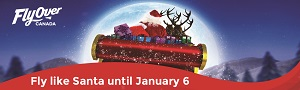 FlyOver Canada Christmas