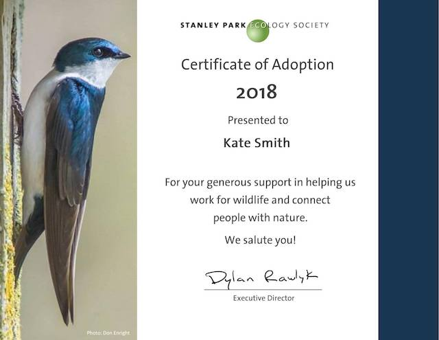 Adopt Stanley Park