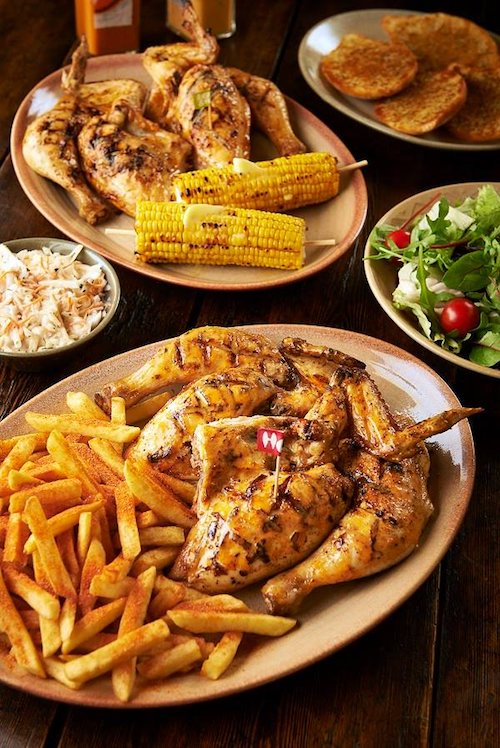 Win a Nando's Party Pack from Nando's on Davie and Howe