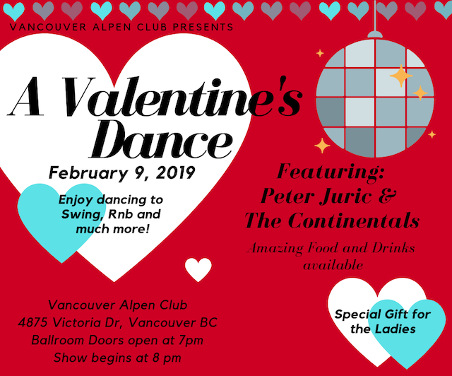 Alpen Club Valentines Dance