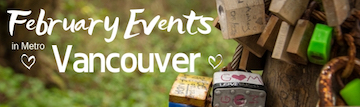 February Events in Metro Vancouver
