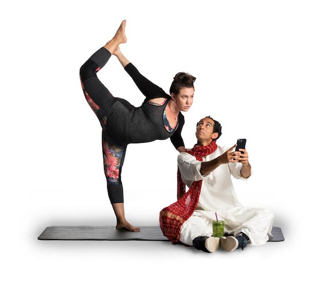 Gateway Theatre Yoga Play