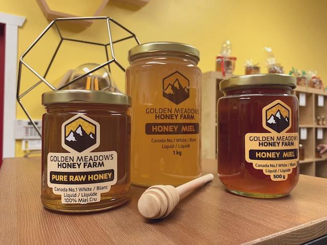Golden Meadows Honey
