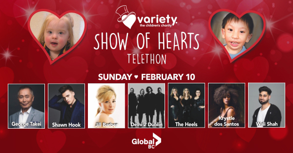 Show of Hearts 2019