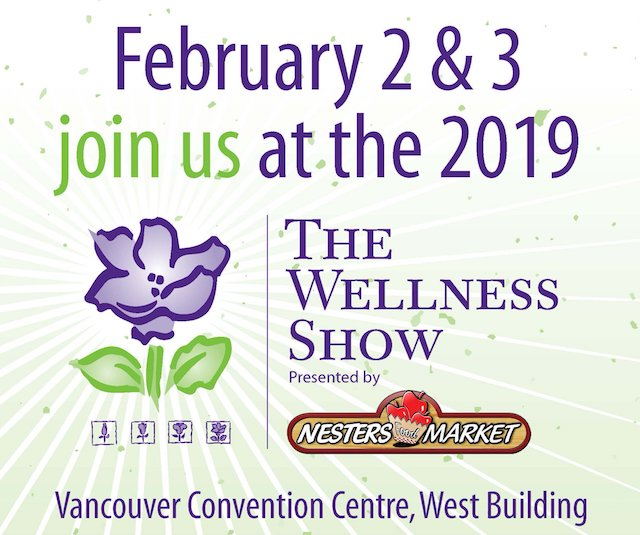 Vancouver Wellness Show 2019 Poster