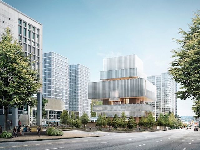 New Vancouver Art Gallery