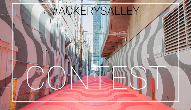 Ackery's Alley Contest