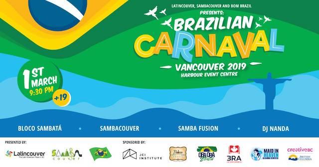 Vancouver's Brazilian Carnaval
