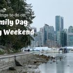 Family Day Long Weekend
