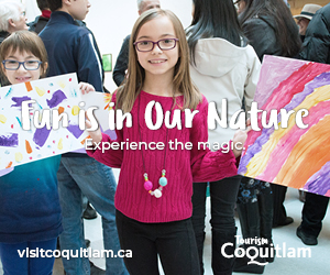 New VisitCoquitlam Website