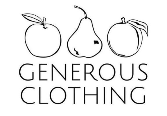 Generous Clothing Pop Up