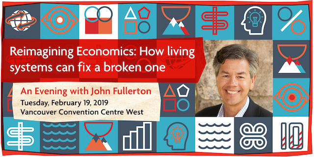 Vancity Speaker Series with John Fullerton
