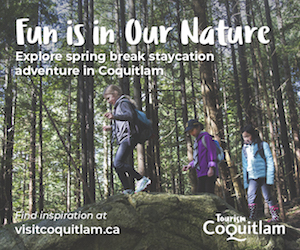 Visit the New VisitCoquitlam Website