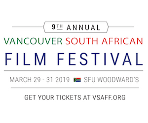 Vancouver South African Film Festival VSAFF