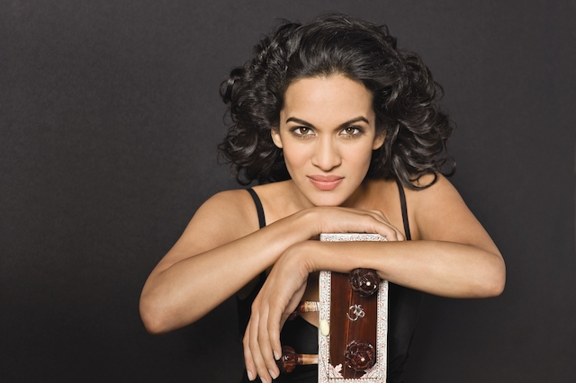 Anoushka Shankar Photo by Rolex Fadil Berisha