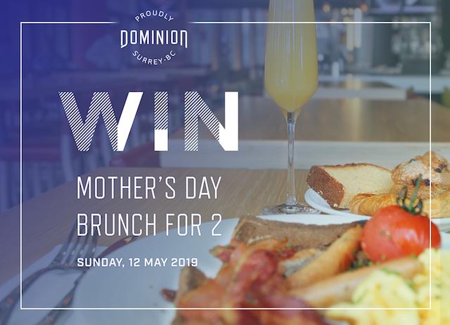 Dominion Bar + Kitchen Mother's Day Brunch