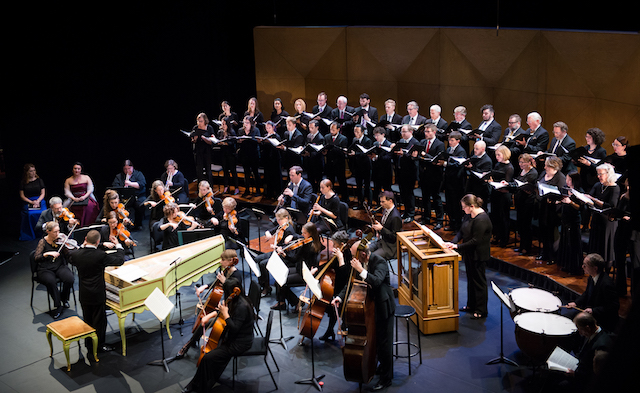 Pacific Baroque Orchestra and Vancouver Cantata Singers by Jan Gates