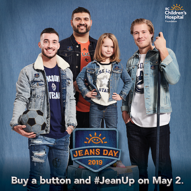 Jeans Day 2019 Poster