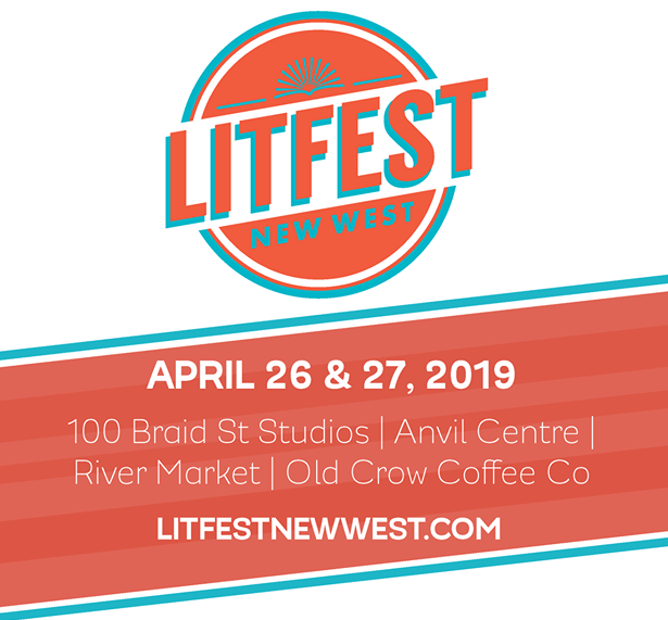 LitFest New West 2019