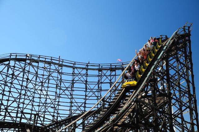 Playland Roller Coaster