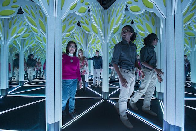 Mirror Maze Science World