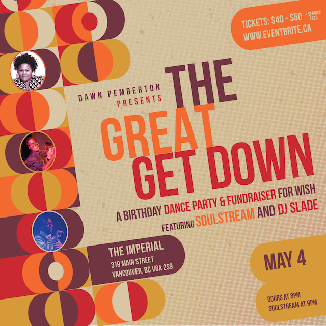 The Great Get Down with Dawn Pemberton