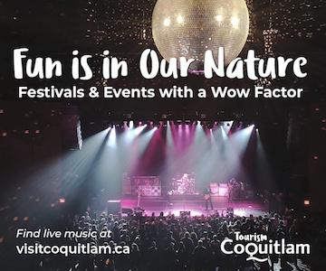 Visit the New VisitCoquitlam Website