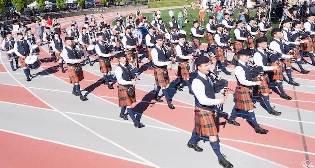 Coquitlam Highland Games