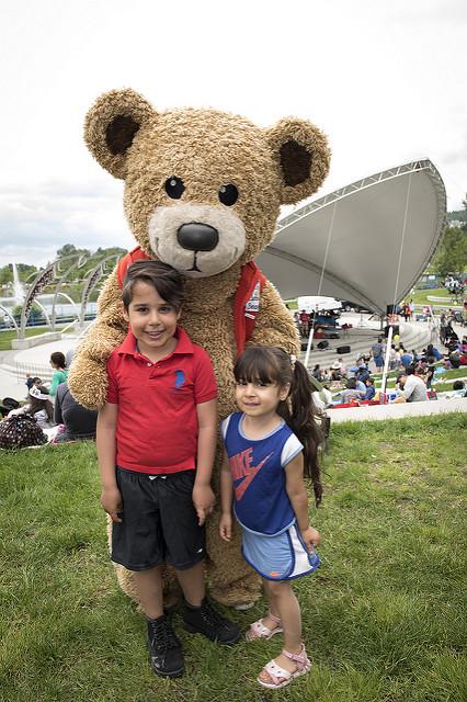 Coquitlam Teddy Bear Picnic