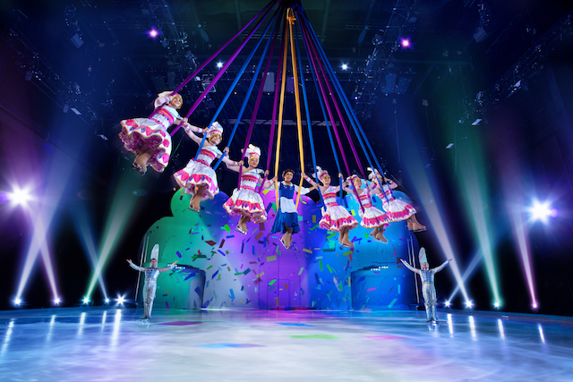 Disney on Ice Be Our Guest