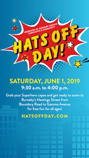 Hats Off Day 2019