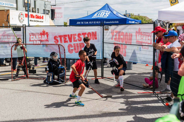 Steveston Hockey