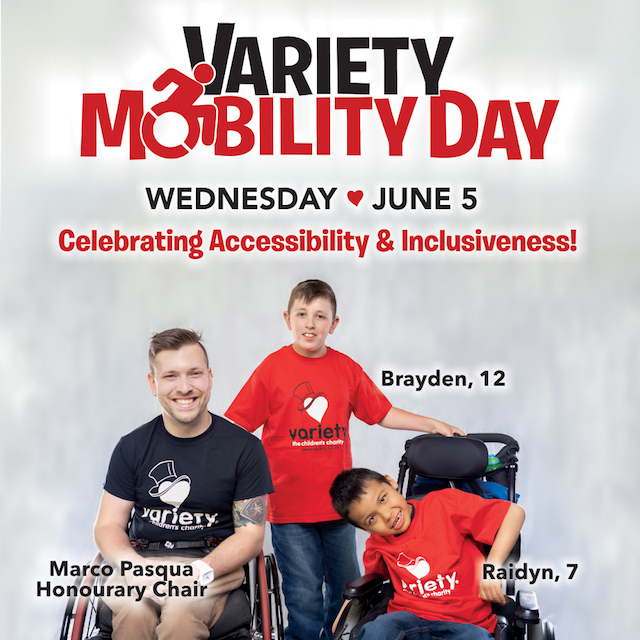 Variety Mobility Day 2019